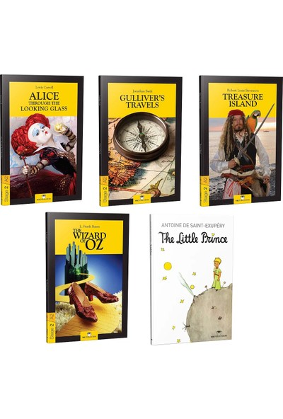 Mk Publıcatıons Stage 2 İngilizce Hikaye Seti 5 Kitap