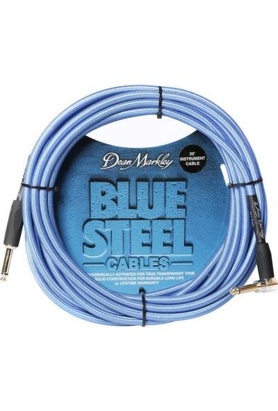Dean Markley Bsın20R Blue Steel Cable 6M Sl Guitar Cable Enstrüman Kablosu 6 Mt