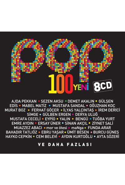 Pop 100 Yeni 8 Cd Set