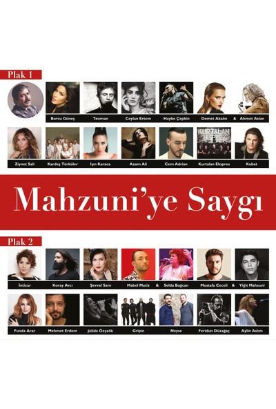 Mahzuni'ye Saygı - Çeşitli Sanatçılar (2 PLAK)