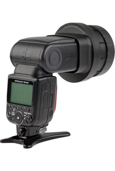 Nikon Sb900, Sb910 Flaş İçin Jjc Sg-N Flaş Peteği