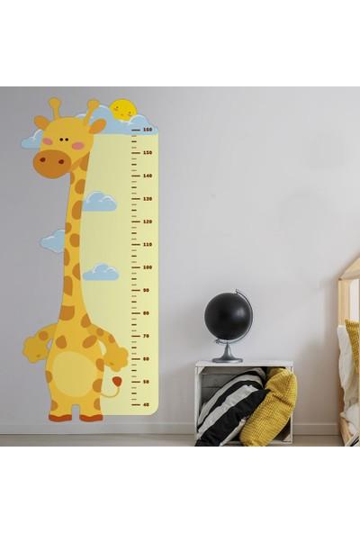 Yapıştırrco Zürafa Boy Ölçer