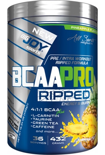 Bigjoy Bcaapro Ripped 432 Gr Pineapple