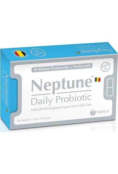Nko Neptune Daily Probiotic 30 Kapsul