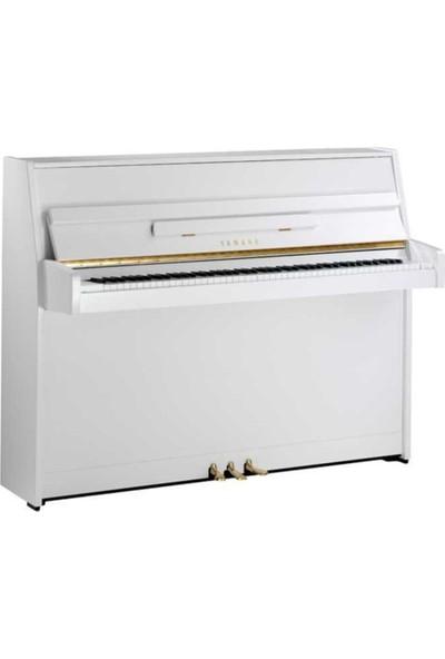Yamaha B1 Lake Beyaz Akustik Piyano