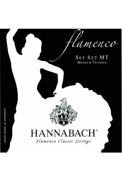 Hannabach 827 MT Flamenko Gitar Teli