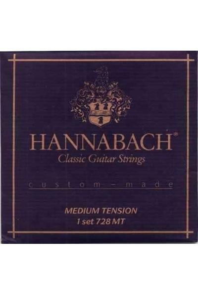 Hannabach 728 Mt Klasik Gitar Teli