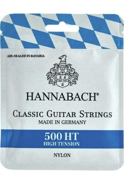 Hannabach 500Ht Klasik Gitar Takım Tel