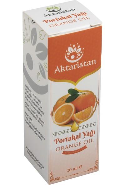 Aktaristan Portakal Yağı 20 ml