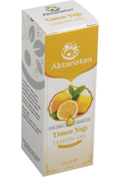 Aktaristan Limon Yağı 20 ml