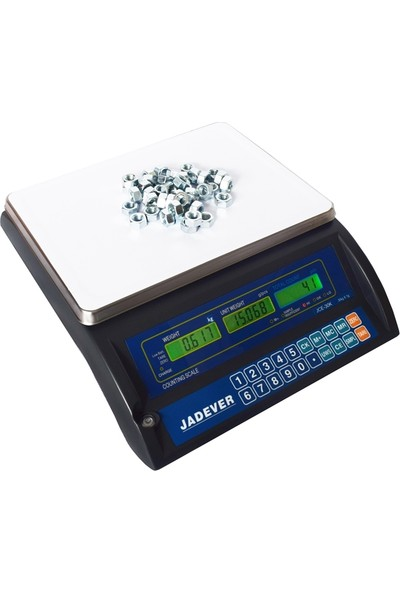 Jadever Jce Sayım Terazisi 3 Kg - 0,1 Gr