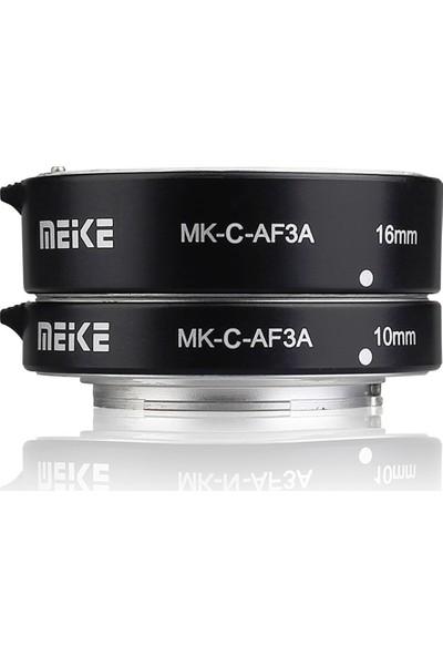 Canon Eos M İçin Meike Otomatik Macro (Makro) Af Tüp, Mk-C-Af3A