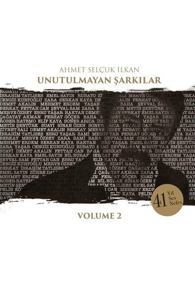 Çeşitli Sanatçılar - Ahmet Selçuk İlhan Unutulmayan Şarkıları Vol.2 - Cd