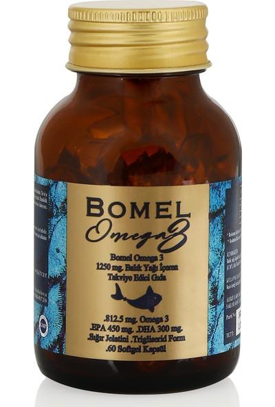 Bomel Omega 3 Balık Yağı 1250 Mg 60 Kapsül