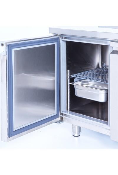 Berçem Tezgah Tip Buzdolabı 2 Kapılı