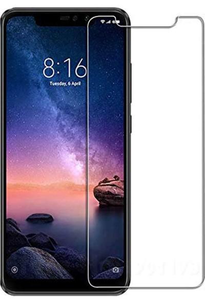 Case 4U Xiaomi Redmi Note 6 Pro Ekran Koruyucu Temperli Cam Koruyucu