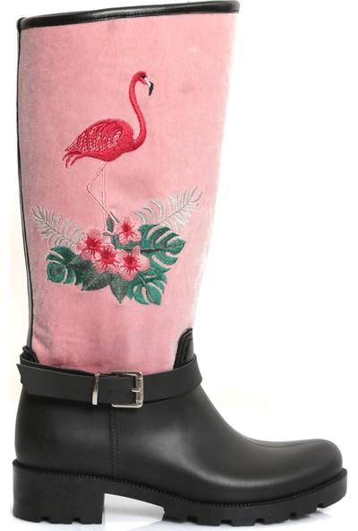 Rovigo Plus Kadın Pembe Ayakkabı