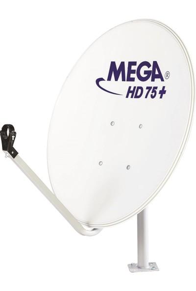 Mega 75 Cm Ofset Çanak Anten