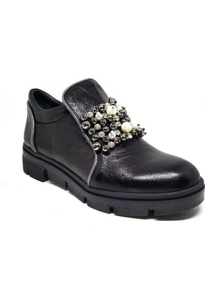 Shop And Shoes 001-38526881 Kadın Ayakkabı Siyah