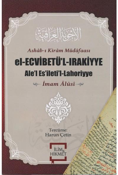 Ashabı Kiram Müdafaası Elecvibetü'Lırakiyye - İmam Alusi