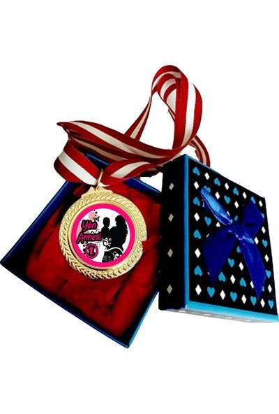 Hediye Panayırı Anneye Özel Madalya - Yılın Annesi Madalyası
