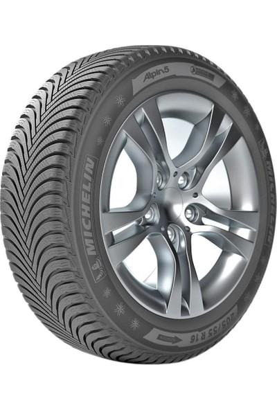 Michelin 215/60R17 Tl 100H Xl Alpin 5 Mi Oto Kiş Lastiği
