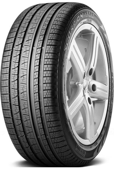 Pirelli 245/45R20 99V Lr M+S Eco Scorpion Verde All Season Oto 4 Mevsim Lastiği