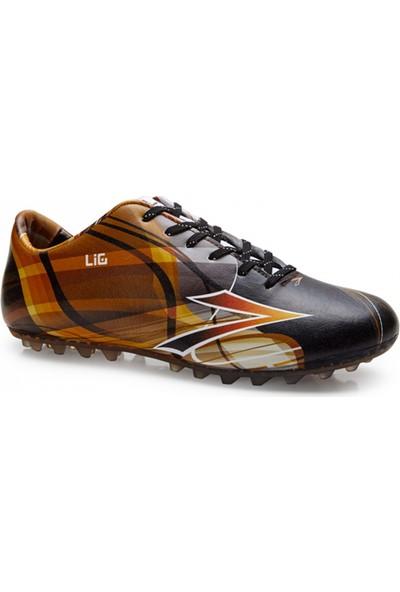 Lig Quantum Halı Saha Ayakkabısı Siyah