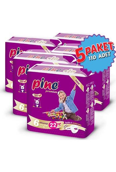 Pine X Large (16+ kg) 110 Adet Bebek Bezi