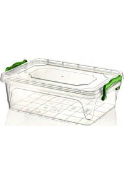 Erdem Plastik Saklama Kabı Kiler Box No:2 3,5 Lt.