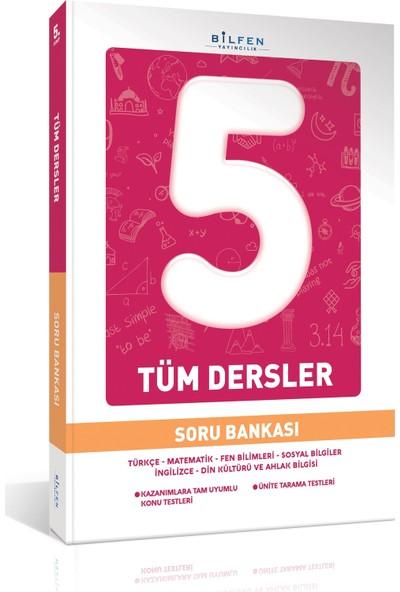 Bilfen Yayıncılık 5. Sınıf Tüm Dersler Soru Bankası
