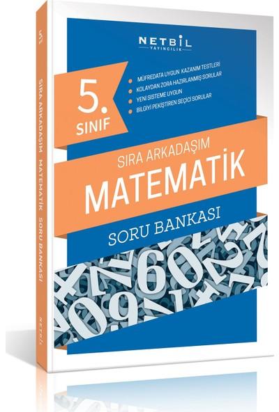 Netbil 5. Sınıf Matematik Sıra Arkadaşım Soru Bankası