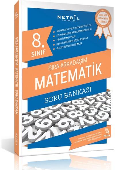 Netbil Lgs 8. Sınıf Matematik Sıra Arkadaşım Soru Bankası
