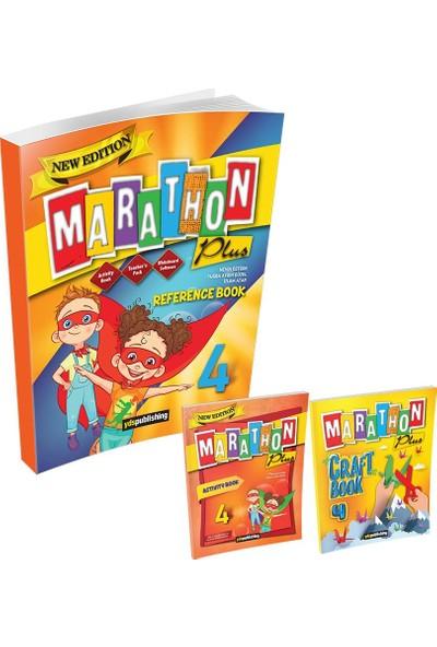 Yds Publishing 4. Sınıf Marathon Plus Set 3 Kitap