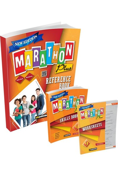 Yds Publishing 7. Sınıf Marathon Plus Set 4 Kitap