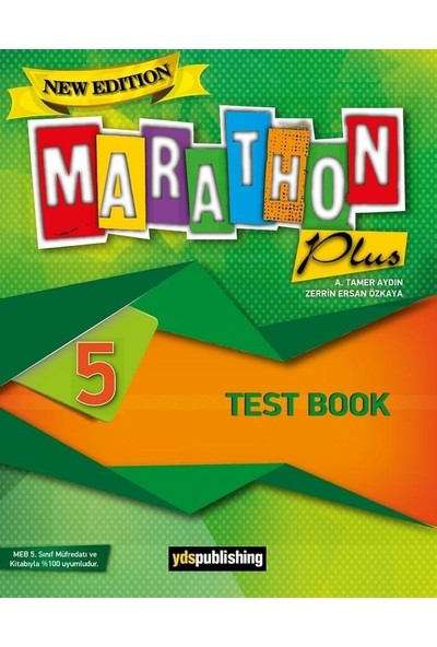 Yds Publishing 5. Sınıf Marathon Plus Test Book