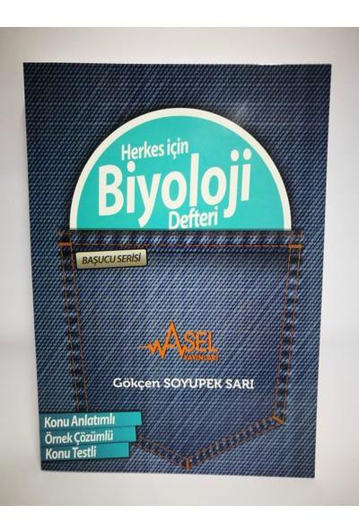 Asel Yayınları Herkes İçin Biyoloji Defteri