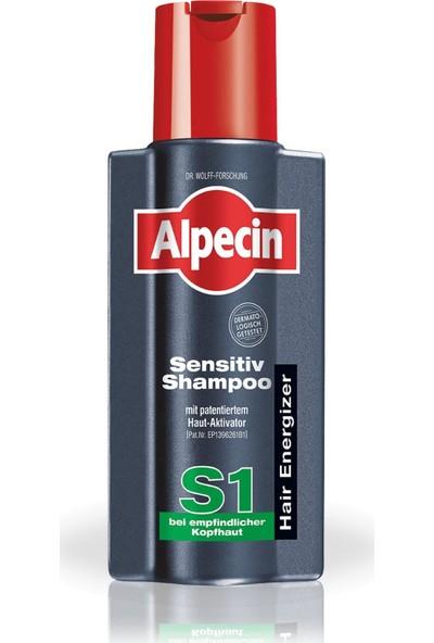 Alpecin Sensetiv Hassas Kafa Derisi İçin Şampuan S1 – 250ml