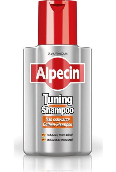 Alpecin Tuning Siyah Kafein Şampuanı 200ml