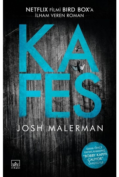 Kafes (Karton Kapak) - Josh Malerman