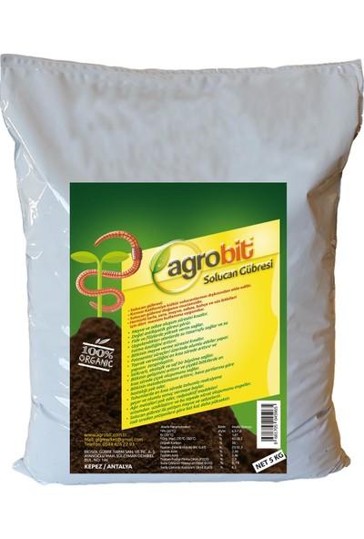 Agrobit Solucan Gübresi Organik 5Kg 2201-04
