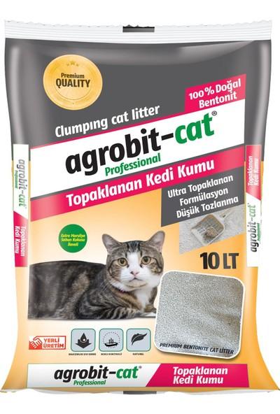 Agrobit Cat Marsilya Sabunu Kedi Kumu Doğal Bentonit İnce Taneli 10 Lt 6602-07