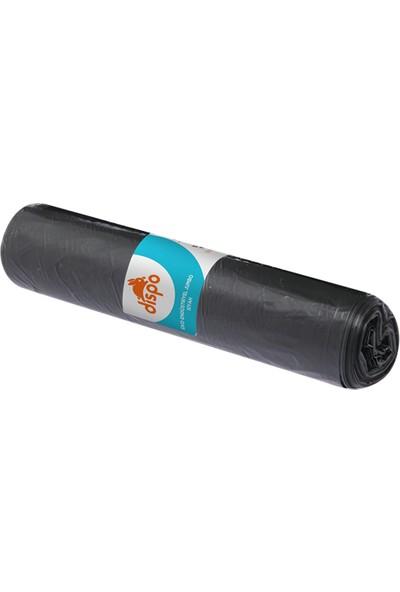 Dispo Eko Endüstriyel Çöp Torbası Jumbo 80 cm X 110 cm Siyah 10' lu
