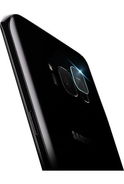 Microsonic Samsung Galaxy S8 Plus Kamera Lens Koruma Camı