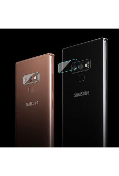 Microsonic Samsung Galaxy Note 9 Kamera Lens Koruma Camı