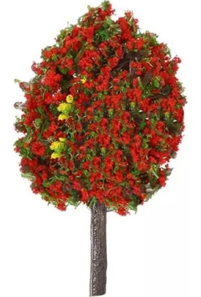 Arden Maket Ağaç Ölçek 1/200 Pakette 12 Adet