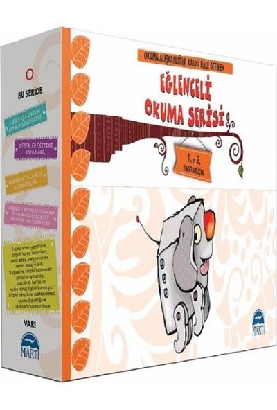 Martı-Eğlenceli Okuma Serisi 3/ 1-2.Sınıf-12 Kitap