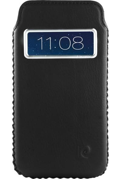 Pierre Cardin iPhone 6-6S-7-8 Case Kılıf PCF-L02 Siyah