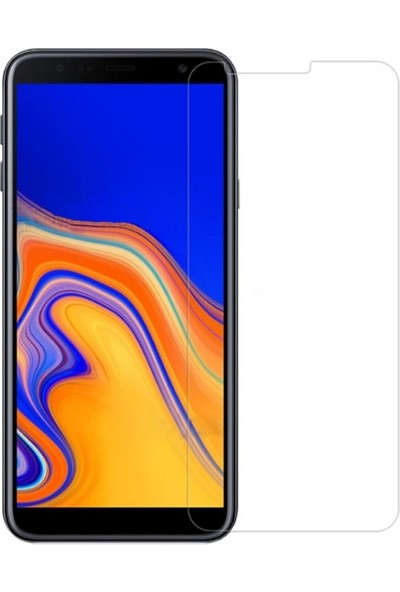 Ally Galaxy J4+ Plus J4 Prime J415 Cam Ekran Koruyucu