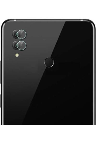 Ally Huawei Honor Note 10 Yüksek Çözünürlüklü Kamera Lens Koruma Camı